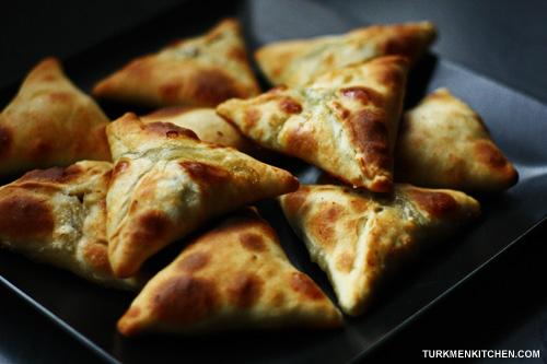 Somsa One Turkmen Kitchen