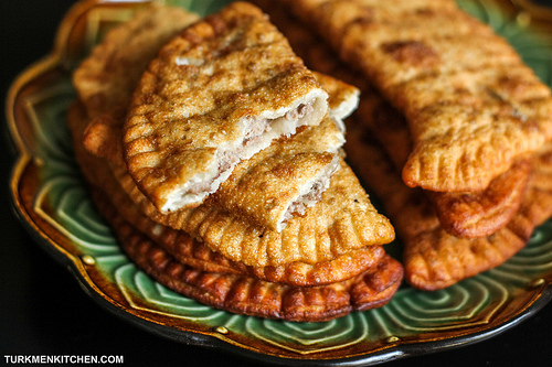 Ground Beef Turnovers